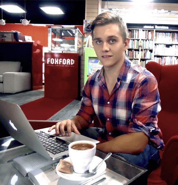 Roland Vojkovský - bloger a tvorca obsahu