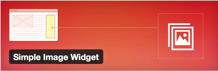 Ako vložiť vašu fotku do sidebaru? Použite modul Simple Image Widget.
