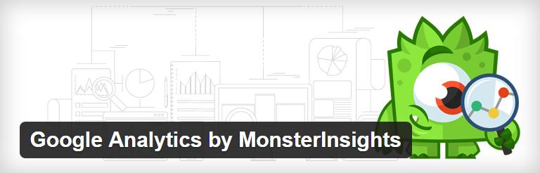 Vďaka modulu Google Analytics by Monster Insights začnete zbierať štatistiky úplne jednoducho.