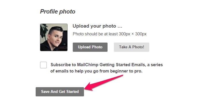 Návod, ako začať používať MailChimp