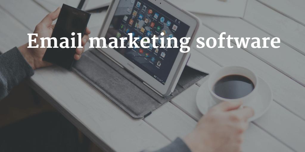Ktorý email marketing software je najlepší?