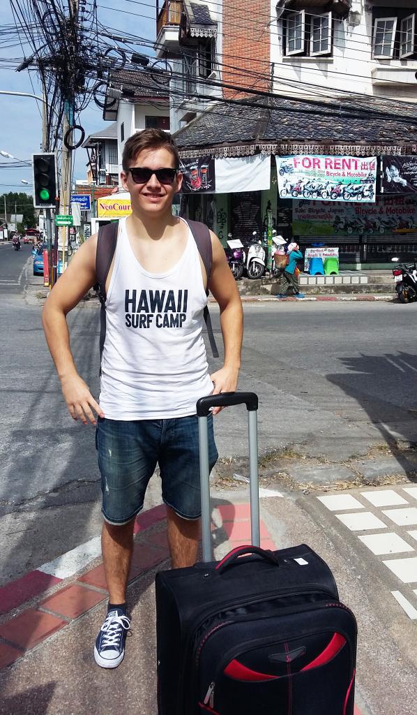 Ja ako digitálny nomád v Chiang Mai