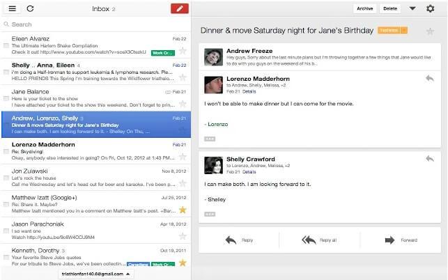 Ako používať Gmail offline