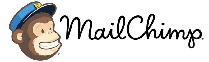 MailChimp je najznámejšia email marketing služba. Do 2000 kontaktov je úplne zadarmo.
