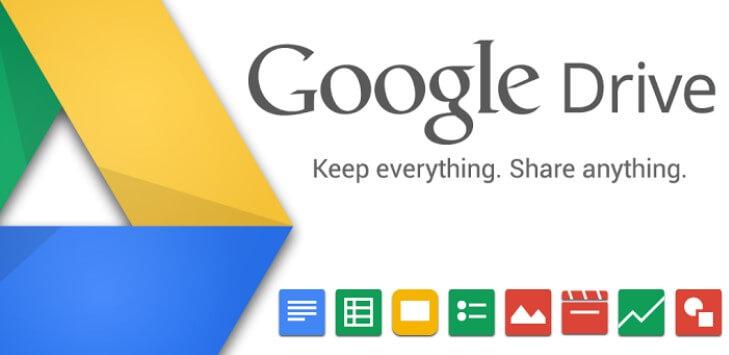Do Google Drive môžete uložiť až 15GB dát a zdieľať ich s kýmkoľvek.