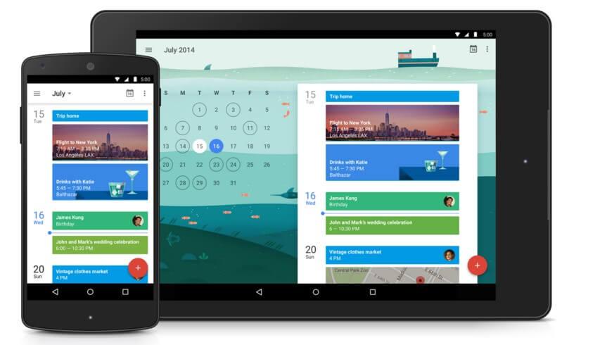 Najlepšia kalendárna aplikácia na organizovanie času - Google Kalendár