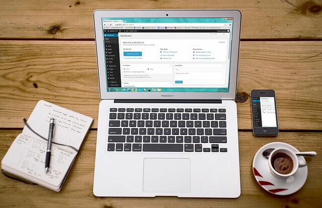 Chcete si založiť vlastný web? Jednoznačne hostujte u WebSupport a používajte WordPress.