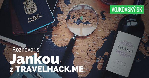 Interview s Jankou Schweighoferovou - cestovateľkou a blogerkou