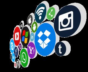 Mať nastavené ikony na zdieľanie na svojej stránke