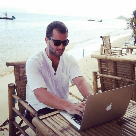 Peter Chodelka - digitálny nomád