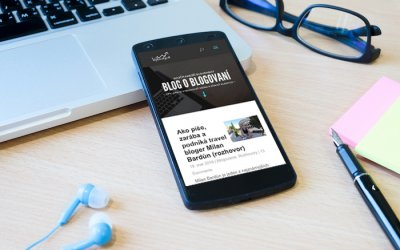 10 dôvodov, prečo mať web a písať články